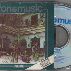 CDs de Música: CDEL PATIOTRIANA CDFONOMUSIC1988. COMO NUEVO. Lote 119340791