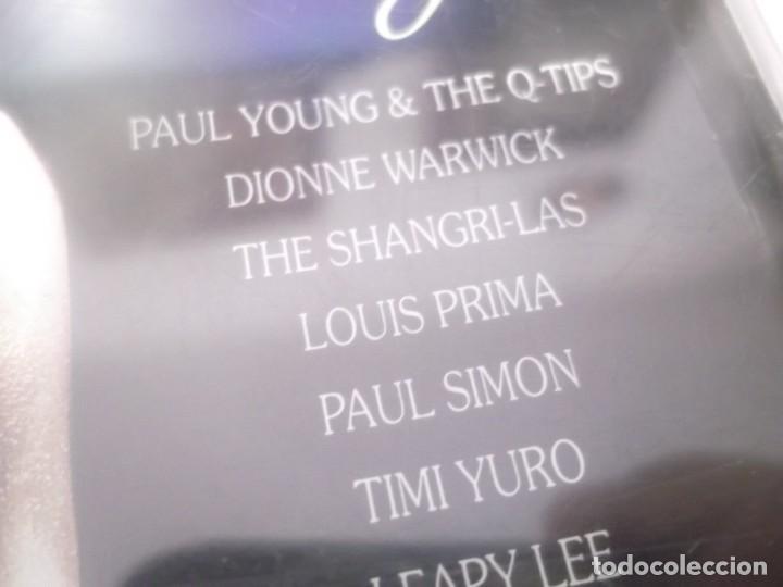 CDs de Música: CD. Nº 2 CLASICAS CANCIONES DE AMOR -THE TROGS-ROY ORBISON-THE SHANGRI-LAS -DIONNE WARWICK Y MÁS - Foto 2 - 119364263
