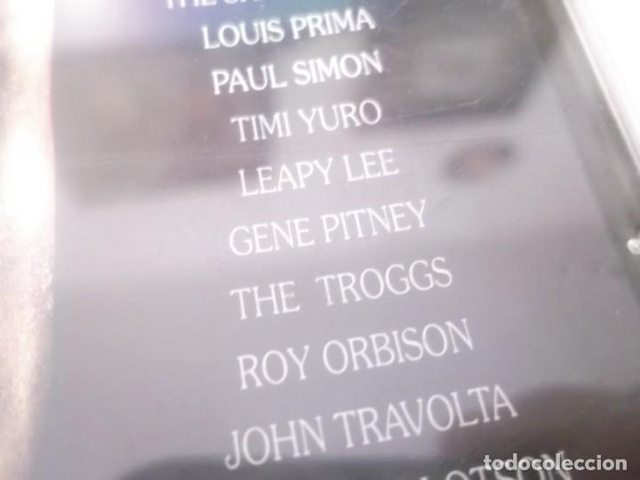 CDs de Música: CD. Nº 2 CLASICAS CANCIONES DE AMOR -THE TROGS-ROY ORBISON-THE SHANGRI-LAS -DIONNE WARWICK Y MÁS - Foto 3 - 119364263