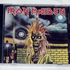 CDs de Música: CD IRON MAIDEN - IRON MAIDEN. Lote 119365075