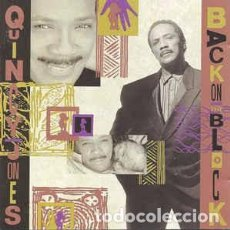 CDs de Música: QUINCY JONES - BACK ON THE BLOCK (CD, ALBUM) LABEL:QWEST RECORDS CAT#: 926 020-2 . Lote 119376643
