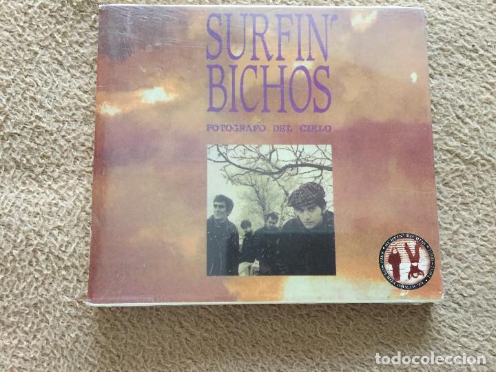 SURFIN BICHOS FOTOGRAFO DEL CIELO NUEVO 2006 ALTERNATIVE ROCK CD MUSICA KREATEN (Música - CD's Rock)