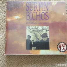 CDs de Música: SURFIN BICHOS FOTOGRAFO DEL CIELO NUEVO 2006 ALTERNATIVE ROCK CD MUSICA KREATEN. Lote 119384515