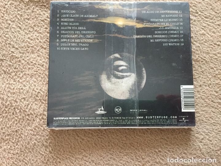 CDs de Música: SURFIN BICHOS FOTOGRAFO DEL CIELO NUEVO 2006 Alternative Rock CD MUSICA KREATEN - Foto 2 - 119384515