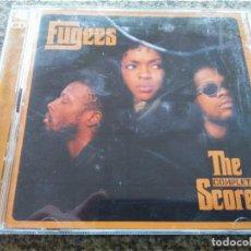 CDs de Música: CD -- FUGEES -- THE COMPLETE SCORE -- DOBLE CD -- 25 TEMAS --. Lote 119433407
