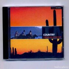 CDs de Música: VARIOS-COUNTRY (CD) HANK WILLIAMS,JIMMIE RODGERS,BOB WILLS,.... Lote 119435823