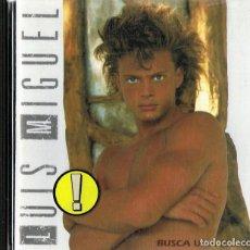 CDs de Musique: LUIS MIGUEL ¨BUSCA UNA MUJER¨ (CD). Lote 119437779