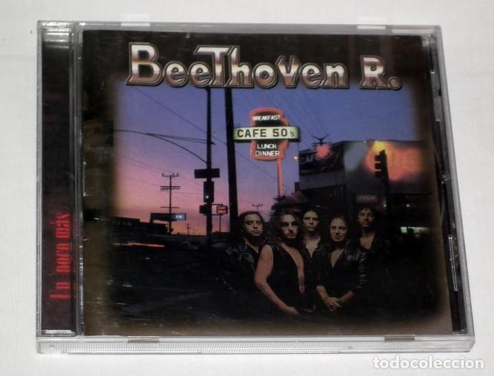 CD BEETHOVEN R. - UN POCO MAS (Música - CD's Heavy Metal)