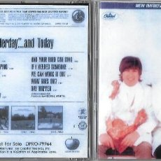 CDs de Música: BEATLES, THE: YESTERDAY AND TODAY. Lote 119500899