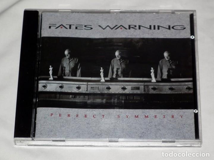 CD FATES WARNING - PERFECT SYMMETRY (Música - CD's Heavy Metal)