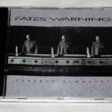 CDs de Música: CD FATES WARNING - PERFECT SYMMETRY. Lote 31244374