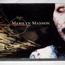 CDs de Música: CD MARYLIN MANSON - ANTICHRIST SUPERSTAR. Lote 64739475