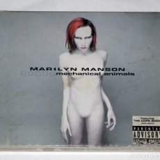 CDs de Música: CD MARYLIN MANSON - MECHANICAL ANIMALS. Lote 64739495