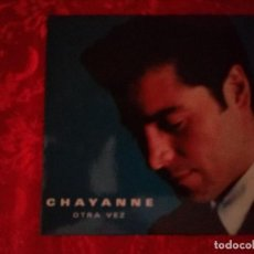 CDs de Música: CHAYANNE. OTRA VEZ (PROMO CD SINGLE 1998). Lote 119523831