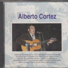 CDs de Música: ALBERTO CORTEZ CD 1992 RECOPILACIÓN 18 TEMAS. Lote 119575507