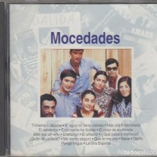 CDs de Música: MOCEDADES CD LA MÚSICA DE TU VIDA 1993 18 TEMAS. Lote 119577155