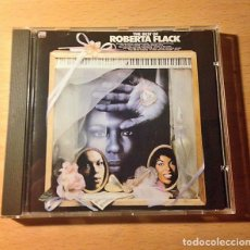 CDs de Música: CD - ROBERTA FLACK - THE BEST OF - 1986. Lote 119715459