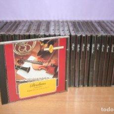 CDs de Música: MUSICA CLASICA.LOTE 32 CD.HIT CLASSICAL.1999.VERDI.HAYDN.HANDEL.BEETHOVEN.STRAUSS.ETC. Lote 119731135