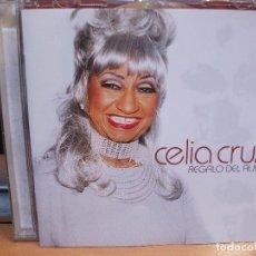 CDs de Música: CELIA CRUZ. REGALO DEL ALMA. CD - SONY MUSIC - 2003 - 10 TEMAS. COMO NUEVO¡¡¡. Lote 119738667