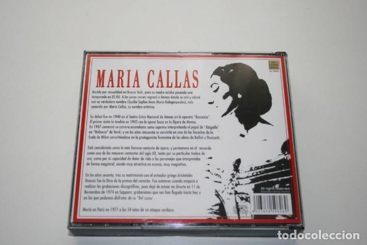 CDs de Música: Maria Callas. Divina. Edición 30 Aniversario. 6 CDs - Foto 2 - 119744283