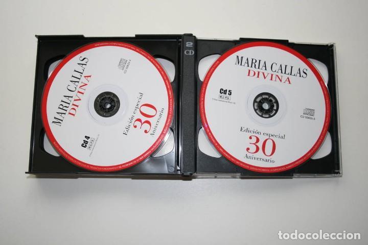 CDs de Música: Maria Callas. Divina. Edición 30 Aniversario. 6 CDs - Foto 4 - 119744283