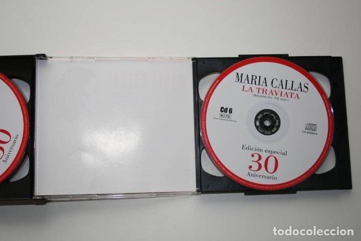CDs de Música: Maria Callas. Divina. Edición 30 Aniversario. 6 CDs - Foto 5 - 119744283