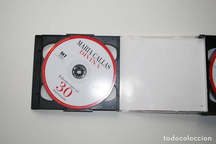 CDs de Música: Maria Callas. Divina. Edición 30 Aniversario. 6 CDs - Foto 6 - 119744283