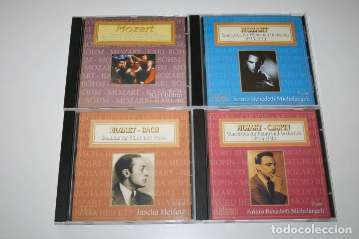 MAGIC MASTERS. 20 CD'S. MÚSICA CLÁSICA. MOZART, BACH, CHOPIN, DVORAK, WAGNER... (Música - CD's Clásica, Ópera, Zarzuela y Marchas)