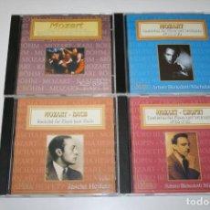 CDs de Música: MAGIC MASTERS. 20 CD'S. MÚSICA CLÁSICA. MOZART, BACH, CHOPIN, DVORAK, WAGNER.... Lote 119784299