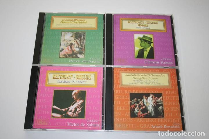 CDs de Música: Magic Masters. 20 CDs. Música clásica. Mozart, Bach, Chopin, Dvorak, Wagner... - Foto 3 - 119784299