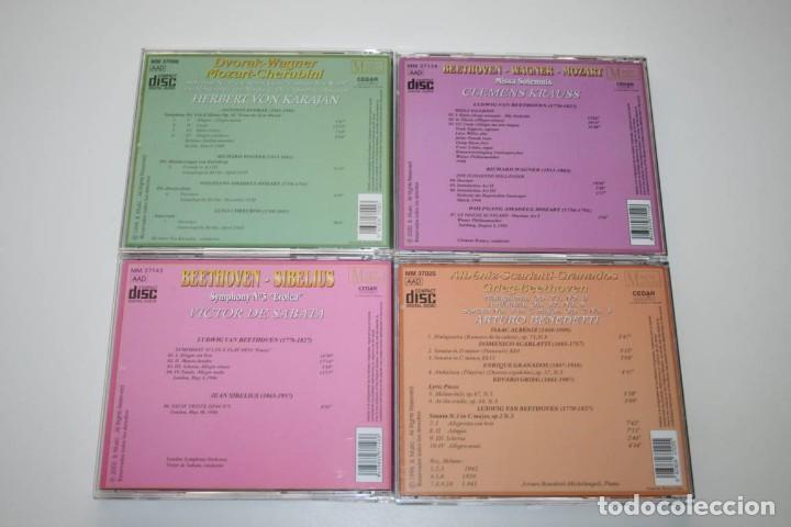 CDs de Música: Magic Masters. 20 CDs. Música clásica. Mozart, Bach, Chopin, Dvorak, Wagner... - Foto 4 - 119784299