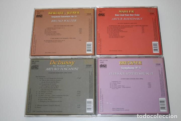 CDs de Música: Magic Masters. 20 CDs. Música clásica. Mozart, Bach, Chopin, Dvorak, Wagner... - Foto 8 - 119784299