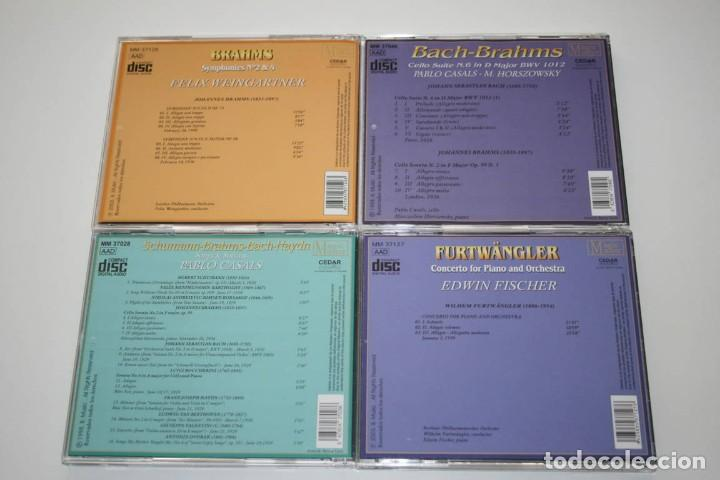 CDs de Música: Magic Masters. 20 CDs. Música clásica. Mozart, Bach, Chopin, Dvorak, Wagner... - Foto 10 - 119784299