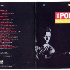 CDs de Música: THE POLICE. THEIR GREATEST HITS. 13 CANCIONES. CD-POP. 1990.. Lote 119871167