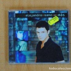 CDs de Música: ALEJANDRO SANZ - MAS - CD. Lote 119884596