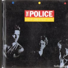 CDs de Música: CD THE POLICE ¨THEIR GREATEST HITS¨ (CD). Lote 119954927