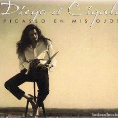 CDs de Música - DIEGO EL CIGALA ¨PICASSO EN MIS OJOS¨ (CD) - 119955675
