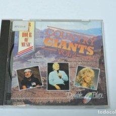 CDs de Música: COUNTRY GIANTS VOL.2 CD. Lote 119962031