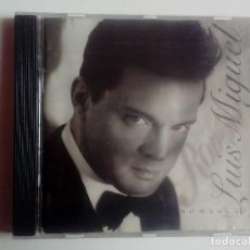 CDs de Música: LUIS MIGUEL: ROMANCES, CD ALBUM WEA 0630 19798-2. EUROPE, 1997. Lote 119991479