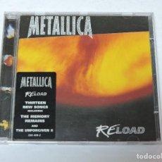 CDs de Música: METALLICA - RELOAD CD. Lote 120002159