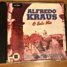 CDs de Música: CD ALFREDO KRAUS O SOLE MIO. Lote 120007164