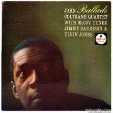 CDs de Música: JOHN COLTRANE - BALLADS - IMPULSE. Lote 120008599