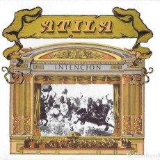 CDs de Música: ATILA: INTENCIÓN. MAGNÍFICA EDICIÓN DE SU LEGENDARIO 2º ALBUM. FABULOSO PROGRESIVO SINFÓNICO ESPAÑA. Lote 194262357