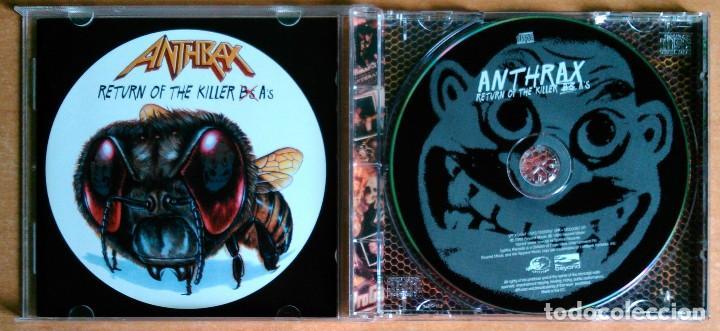 cds de anthrax