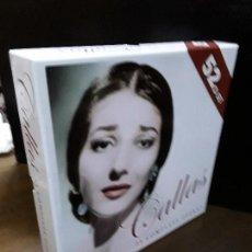 CDs de Música: CALLAS 25 COMPLETA ÓPERAS 52 CD-SET. Lote 120061211
