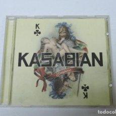 CDs de Música: KASABIAN - EMPIRE CD. Lote 120075863