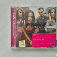 CDs de Música: THE CORRS IN BLUE SPECIAL EDITION CD. Lote 120078602