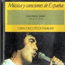 CDs de Música: MÚSICA Y CANCIONES DE ESPAÑA JOAN MANUEL SERRAT (CD). Lote 120088939