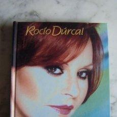 CDs de Música: CD TRIPLE ROCÍO DÚRCAL. AMOR DEL ALMA. LOS MEJORES BOLEROS Y BALADAS. SONY MUSIC, 2009.. Lote 120094671