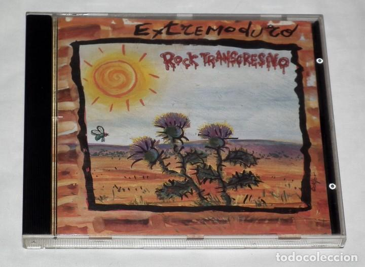CD EXTREMODURO - ROCK TRASNGRESIVO (Música - CD's Heavy Metal)